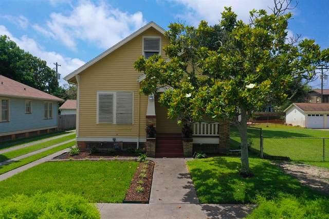 4415 Avenue S 1/2, Galveston, TX 77550 (MLS #35288870) :: Connect Realty