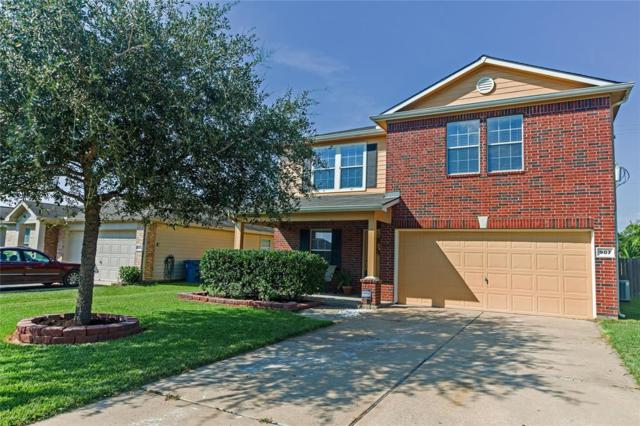 907 Wild Cotton Road, Rosenberg, TX 77471 (MLS #35290491) :: The Johnson Team