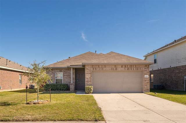 2226 Ruby Drive, Texas City, TX 77591 (MLS #35297259) :: The Bly Team