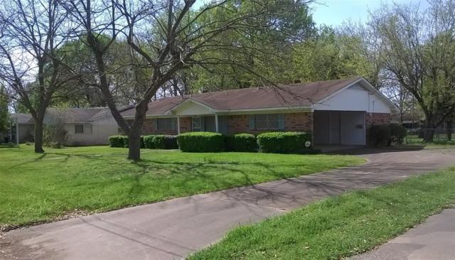 1411 Sanders Street, Crockett, TX 75835 (MLS #35303949) :: Fine Living Group