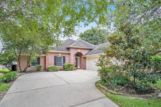 15 Eagle Rise Place, The Woodlands, TX 77382 (MLS #35308150) :: Green Residential