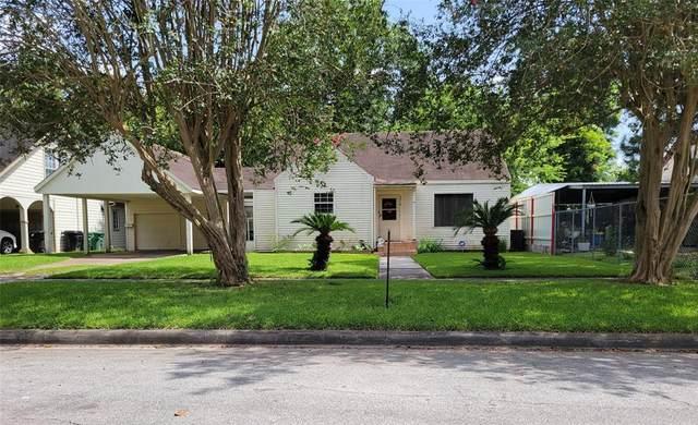 8018 Grafton Street, Houston, TX 77017 (MLS #35311081) :: Keller Williams Realty
