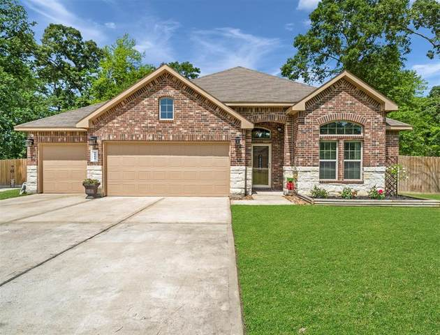 9166 Silver Back Trail, Conroe, TX 77303 (MLS #35311558) :: The Heyl Group at Keller Williams