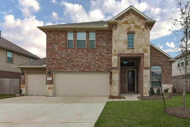 16215 Amber Brown Drive, Houston, TX 77447 (MLS #35326287) :: The Jill Smith Team