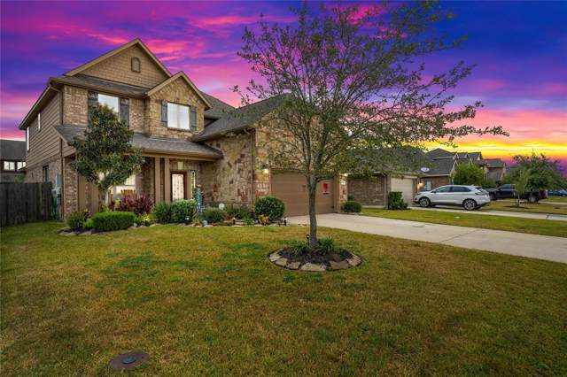 4817 Piares Lane, League City, TX 77573 (MLS #35326448) :: The Sold By Valdez Team