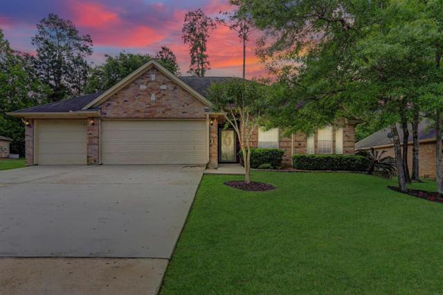 159 Lakeside Drive, Conroe, TX 77356 (MLS #35332146) :: The Home Branch