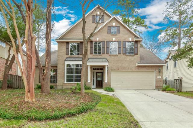10 Fortuneberry Place, The Woodlands, TX 77382 (MLS #35332352) :: Team Parodi at Realty Associates