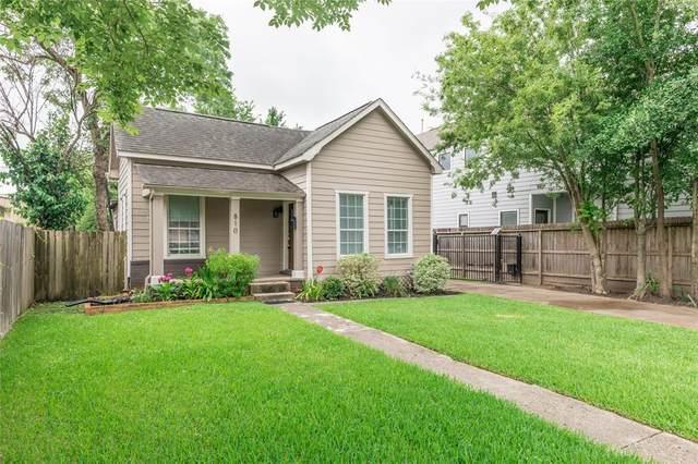810 W 18th Street, Houston, TX 77008 (MLS #35347277) :: Keller Williams Realty