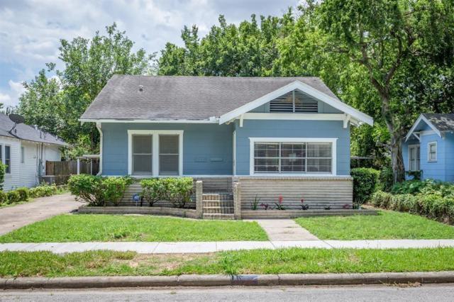 1126 Jerome Street, Houston, TX 77009 (MLS #35350933) :: Magnolia Realty