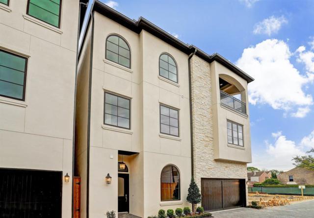 2418 Potomac Drive B, Houston, TX 77057 (MLS #35376336) :: Texas Home Shop Realty