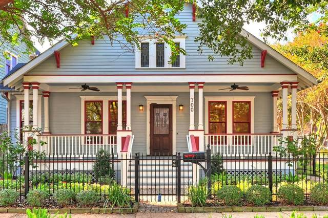 700 E 9th Street, Houston, TX 77007 (MLS #35378705) :: Guevara Backman