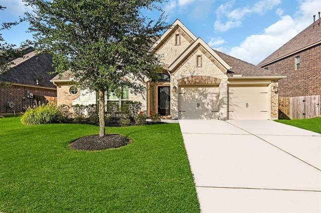 13444 Swift Creek Drive, Pearland, TX 77584 (MLS #35385256) :: The Bly Team