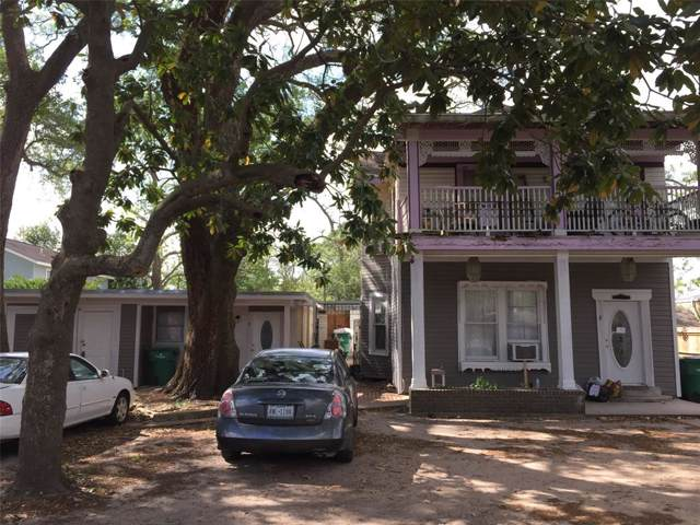 511 W Cleveland Street, Alvin, TX 77511 (MLS #35398321) :: The Bly Team