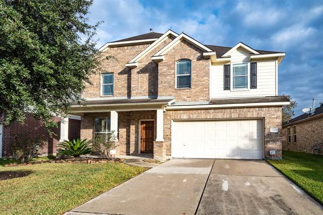21587 Rose Mill Drive, Kingwood, TX 77339 (MLS #35408243) :: The Bly Team