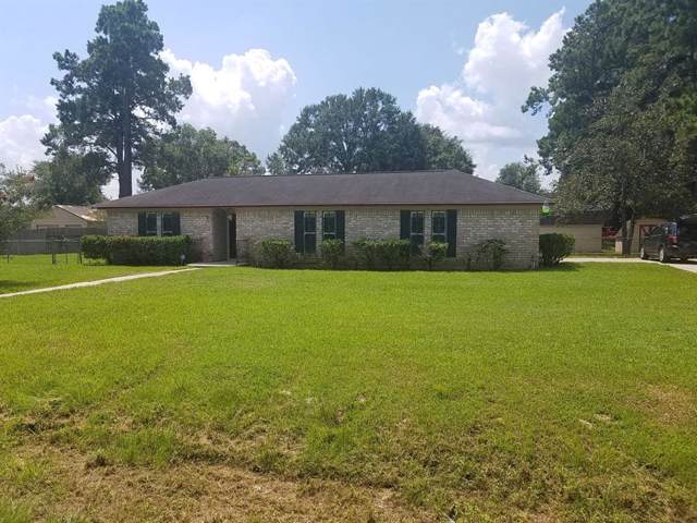 16492 Porter Lane, Porter, TX 77365 (MLS #35411589) :: The Home Branch