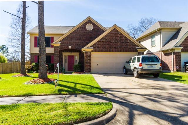 2315 Burkdale Drive, Sugar Land, TX 77478 (MLS #35421224) :: Giorgi Real Estate Group