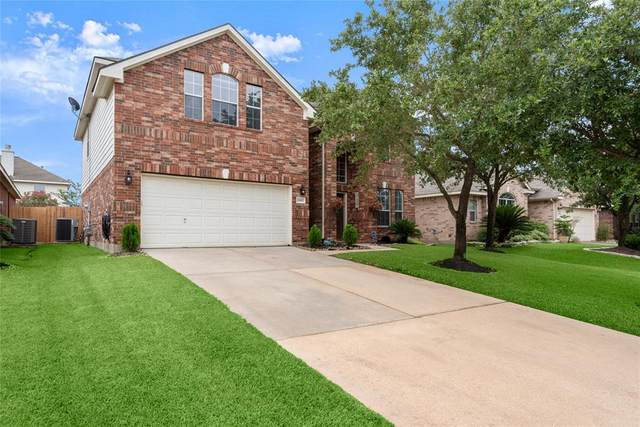 12807 Carriage Glen Drive, Tomball, TX 77377 (MLS #35427965) :: Ellison Real Estate Team