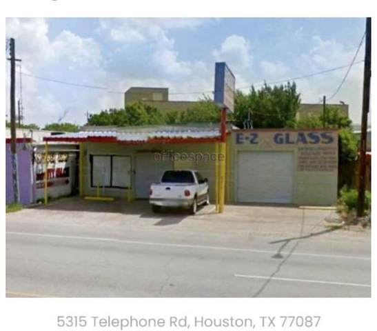 5315 Telephone Road, Houston, TX 77087 (MLS #35432426) :: The SOLD by George Team