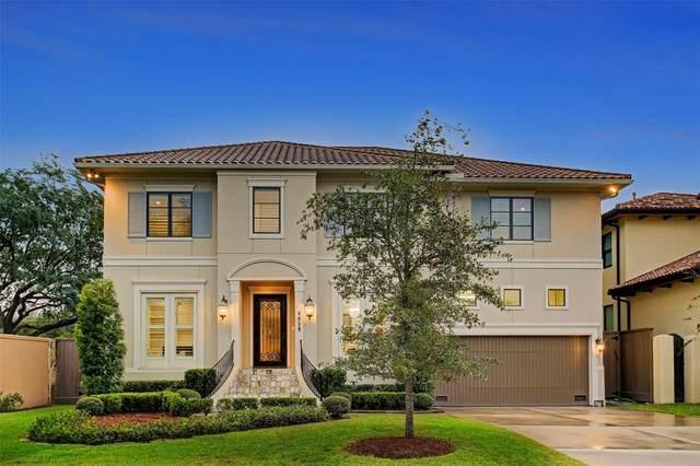 4059 Grennoch Lane, Houston, TX 77025 (MLS #35452394) :: NewHomePrograms.com LLC