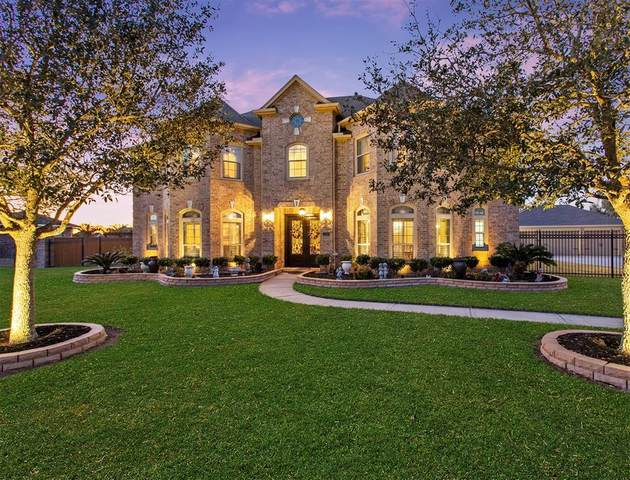 3958 Lake Star Drive, League City, TX 77573 (MLS #35453033) :: The Bly Team