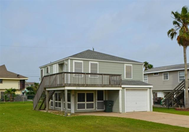 4210 Grayson Drive, Galveston, TX 77554 (MLS #35453634) :: Connect Realty