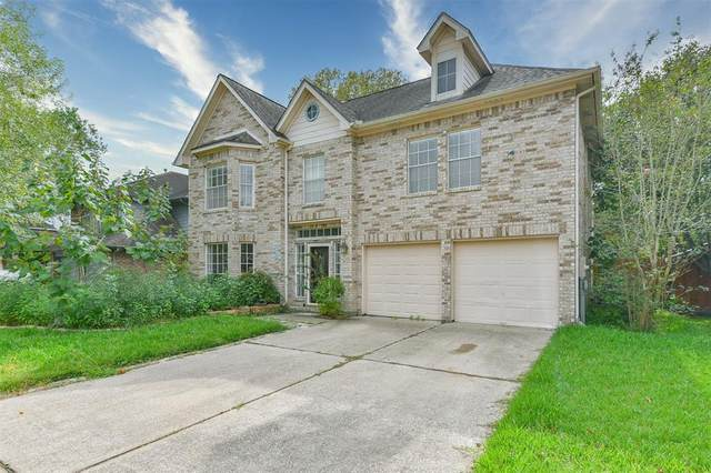 1108 Woodchase Drive, Pearland, TX 77581 (MLS #35453859) :: Lerner Realty Solutions