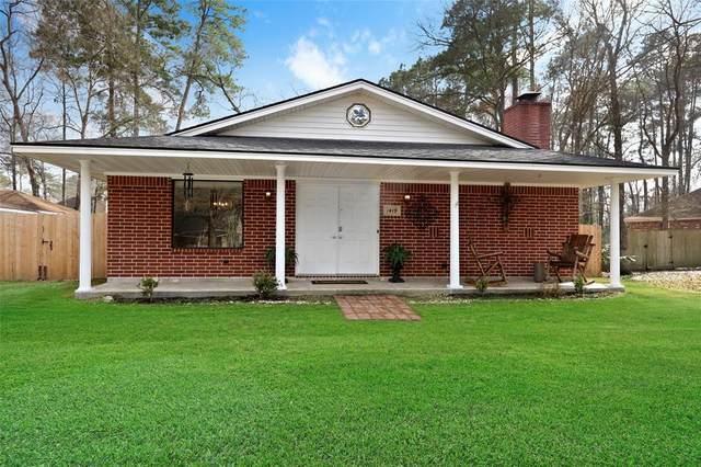 1419 Primrose Street, Conroe, TX 77385 (MLS #35456102) :: Giorgi Real Estate Group