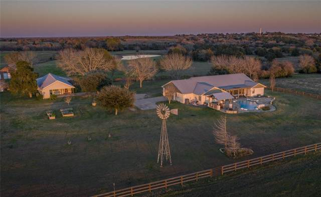 8553 Tegeler Road N, Bellville, TX 77418 (MLS #35458048) :: The SOLD by George Team
