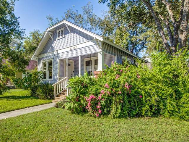 1102 Robbie Street, Houston, TX 77009 (MLS #35473524) :: Connect Realty