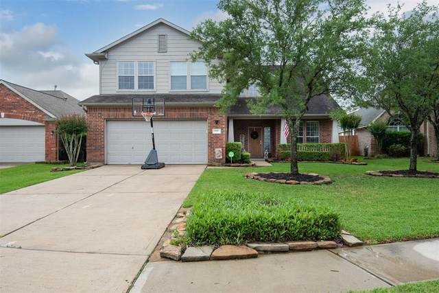 9207 Fernwillow Drive, Spring, TX 77379 (MLS #35476233) :: The SOLD by George Team