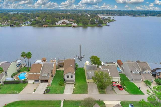1220 Lake View Drive, Montgomery, TX 77356 (MLS #35488531) :: The Freund Group