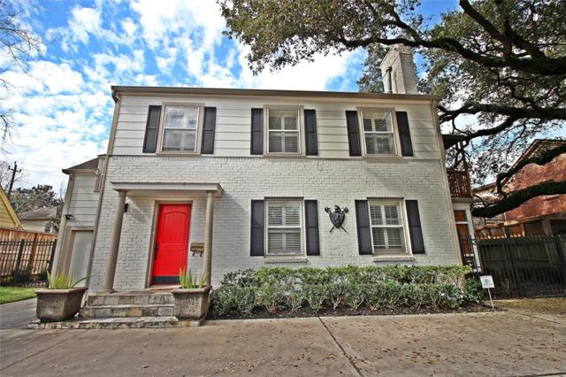 1216 S Shepherd Drive, Houston, TX 77019 (MLS #35498018) :: REMAX Space Center - The Bly Team