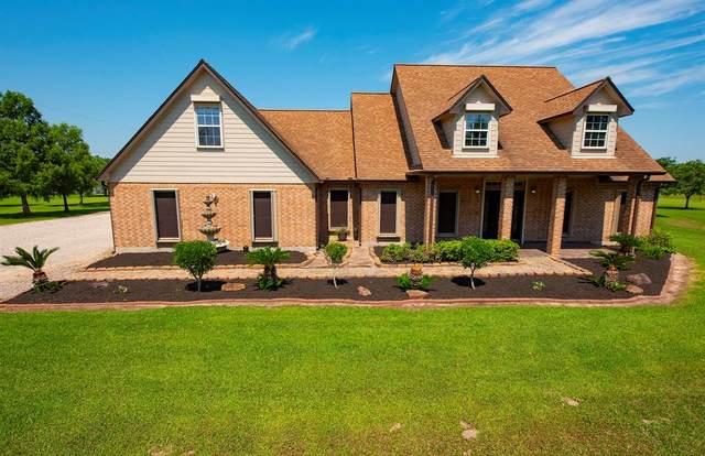 5828 Avenue P, Santa Fe, TX 77510 (MLS #35498381) :: Green Residential