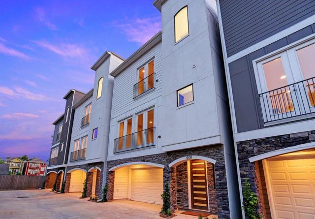 608 W 28th Street A, Houston, TX 77008 (MLS #35530763) :: Giorgi Real Estate Group
