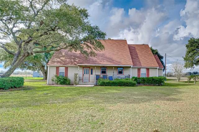 345 Ustynik Road, Wharton, TX 77488 (MLS #35549919) :: Johnson Elite Group