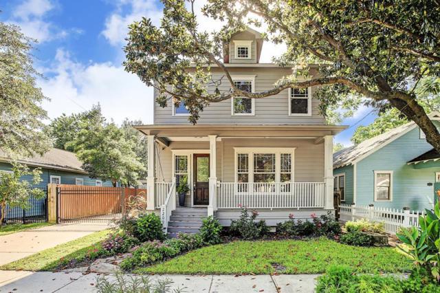2209 Singleton Street, Houston, TX 77008 (MLS #35553309) :: The SOLD by George Team