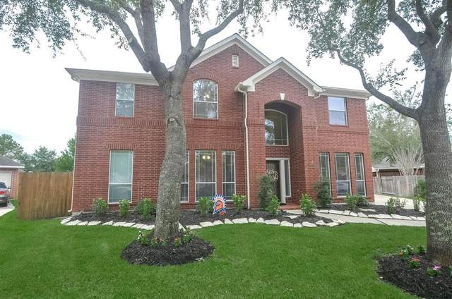 25506 Claridge Park Court, Katy, TX 77494 (MLS #3555908) :: Caskey Realty