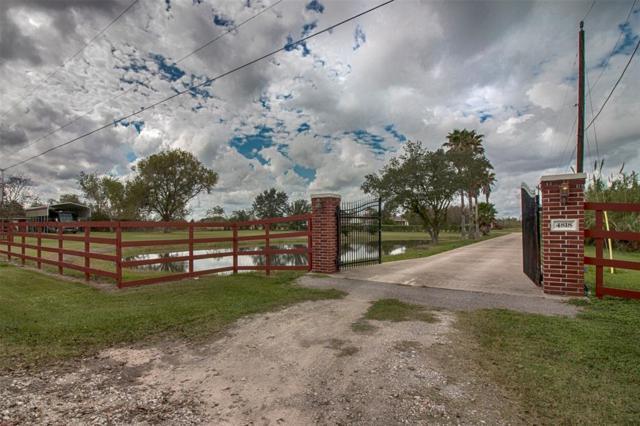 4818 Spears Road, Manvel, TX 77578 (MLS #3556277) :: Texas Home Shop Realty