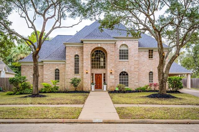 2610 Silent Spring Creek Drive, Katy, TX 77450 (MLS #35566322) :: The Home Branch