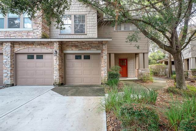 61 Scarlet  Woods, The Woodlands, TX 77380 (MLS #35566371) :: The Sansone Group