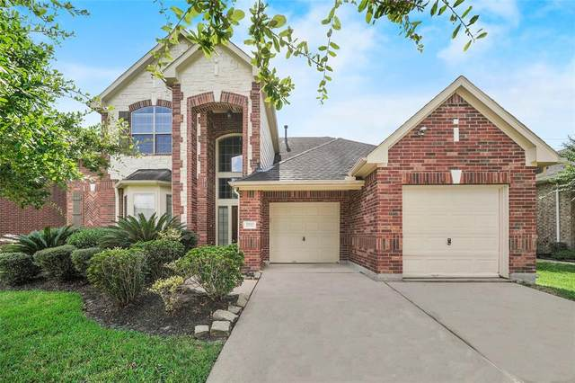 2722 Driftwood Drive, Manvel, TX 77578 (MLS #35570636) :: Christy Buck Team