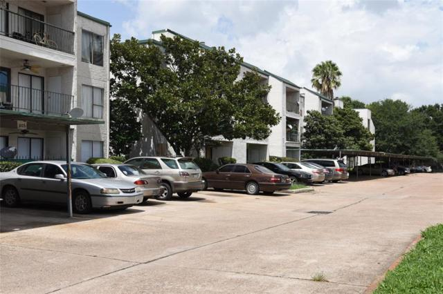 2814 S Bartell Drive J10, Houston, TX 77054 (MLS #35575118) :: Giorgi Real Estate Group