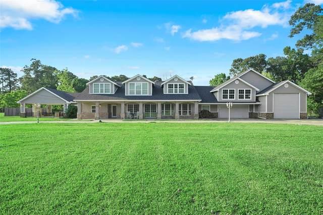 40 Blue Lake Drive, Huffman, TX 77336 (MLS #35576773) :: Bray Real Estate Group