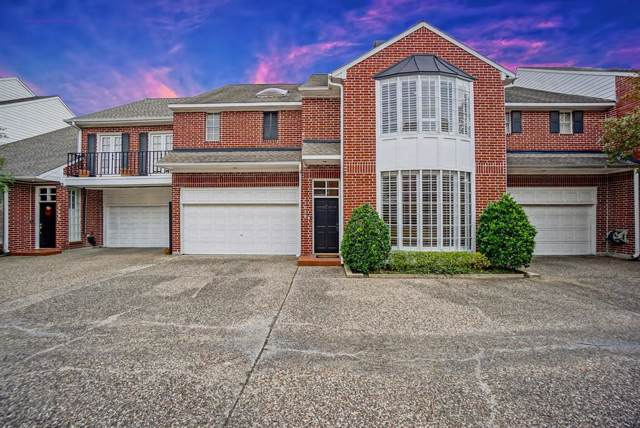2305 Nantucket Drive B, Houston, TX 77057 (MLS #35577700) :: Green Residential