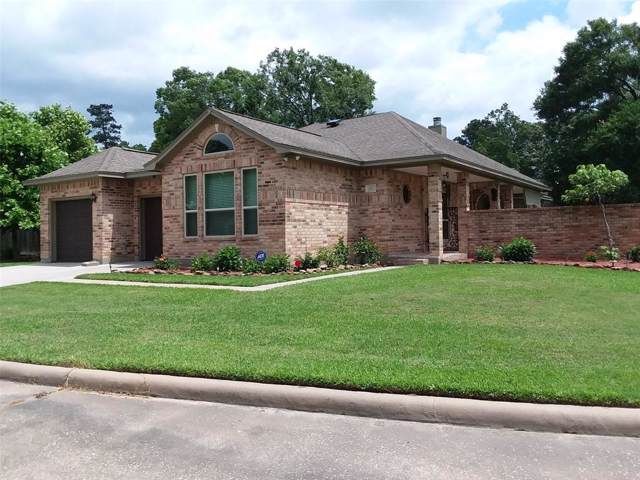 107 Cliffbrook Lane, Cleveland, TX 77327 (MLS #35579634) :: The Bly Team