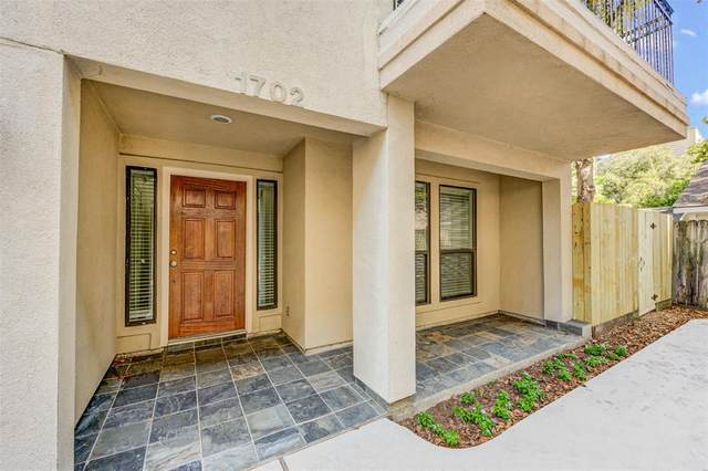 1702 Mcdonald Street, Houston, TX 77007 (MLS #35588307) :: The Bly Team