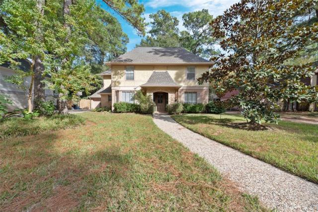 17518 Rustington Drive, Spring, TX 77379 (MLS #35593446) :: The SOLD by George Team