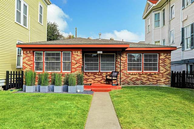 1406 Ball Street, Galveston, TX 77550 (MLS #35614675) :: Caskey Realty