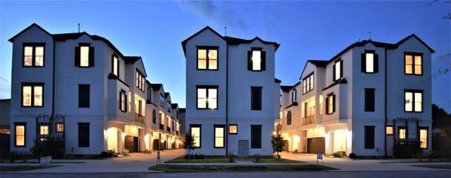 919 W 17TH STREET C, Houston, TX 77008 (MLS #35617826) :: Ellison Real Estate Team