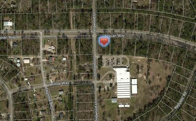 Lot 1 Appian Way, Roman Forest, TX 77357 (MLS #35620548) :: The SOLD by George Team